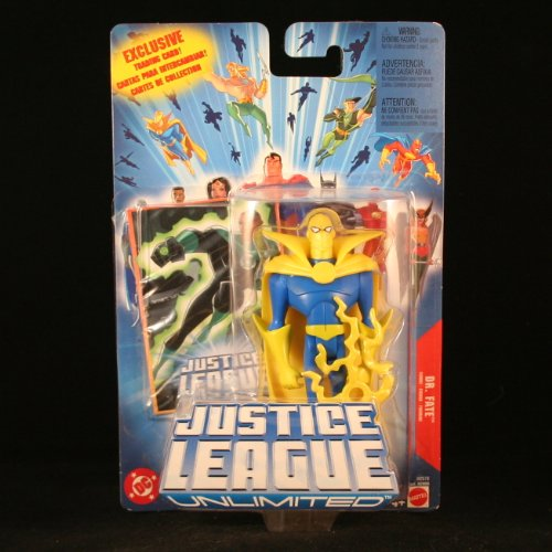 Picture of Mattel Justice League Unlimited 3 3/4