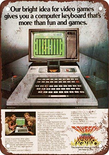 1980-magnavox-odyssey-reproduccion-de-video-sistema-de-juego-aspecto-vintage-metal-tin-sign-8-x-12-p