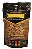 Cook in Wood Räucherchips Whiskey BBQ 360 gr Beutel