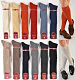 One Pair Marcoliani Mens Over-the-Calf Luxury Cashmere Italian Socks - RARE