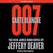 Carte Blanche: The New James Bond Novel | Jeffery Deaver