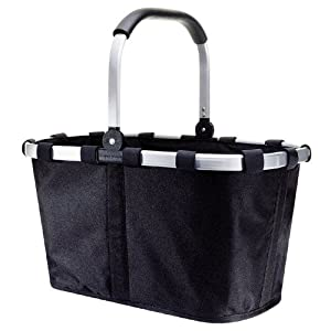 Collapsible Market Tote - Black