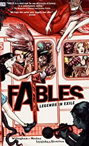 Cover of &quot;Fables Vol. 1: Legends in Exile...