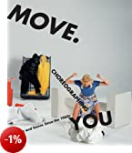 Move. Choreographing You: Art and Dance Since the 1960s