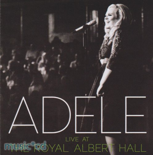 Adele - Adele Live at the Royal Albert Hall - Zortam Music