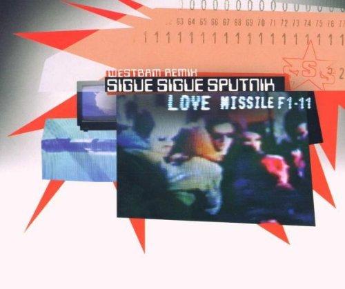 SIGUE SIGUE SPUTNIK - Love Missile F1-11 (US 12