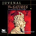 The Satires Audiobook by  Juvenal Narrated by Charlton Griffin