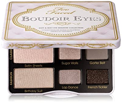 Cheapest Too Faced Boudoir Eyes Soft and Sexy Eye Shadow Collection, 0.39 Ounce by Too Faced - Free Shipping Available