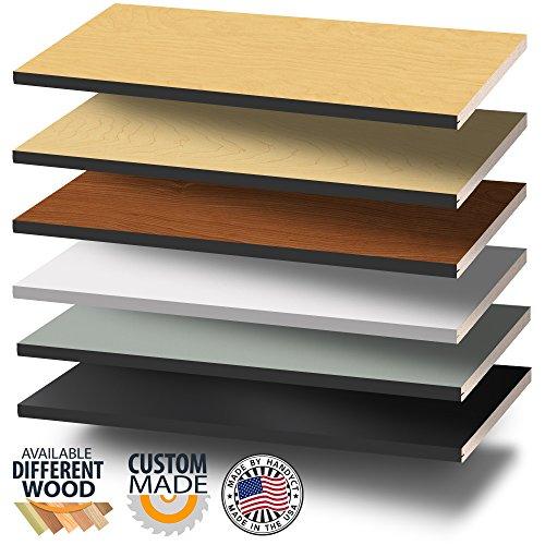 "18""W X 32""L Replacement Adjustable Closet Wood Wardrobe"
