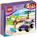 Lego Friends - 41010 - Jeu de Construction - Le Buggy de Plage d'olivia