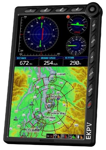 AvMap EKP-V Portable Aviation GPS Handheld