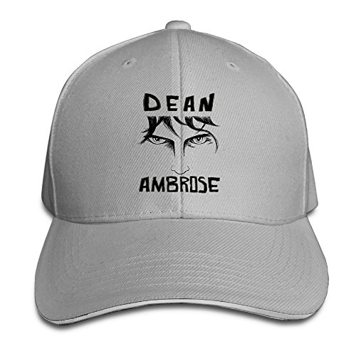 Sandwich Snapback Hat Female Fitted Hat With WWE Diva Dean Ambrose New (Wwe Dean Ambrose Vest compare prices)