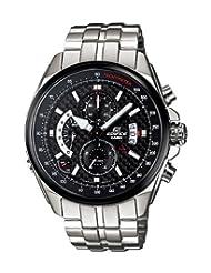 Casio Edifice Analog Black Dial Men's Watch EFR-501SP-1AVDF