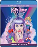 Katy Perry: Part of Me - The Movie 3D Limited Edition Combo [Blu-ray 3D + Blu-ray + DVD + Digital Copy]