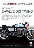 Moto Guzzi 2-valve big twins: V7, 850GT, V1000, V7 Sport, 750 S, 750 S3, 850 Le Mans, 1000 Le Mans, 850 T, T3, T4, T5,