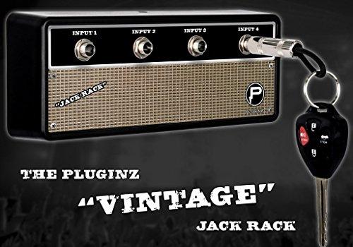 Pluginz Jack Rack Vintage Keyholder · Articolo da regalo