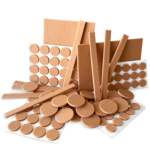 Chair Pads For Wood Floors: Furniture Pads For Hardwood Floors