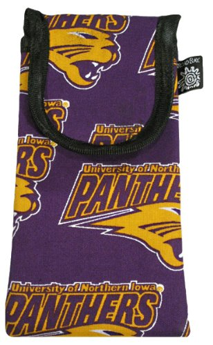 University Northern Iowa Phone Case Glasses Holder UNI Logo Fits APPLE IPHONE TOUCH Samsung LG Nokia and more