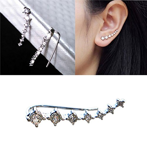 Chinatera 1 Pair Fashion Arc-shaped Ear Hook
