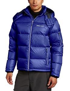 (快抢)土拨鼠Marmot男款650蓬防水羽绒服Stockholm Jacket 黄 $156.41