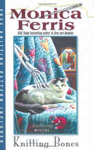 Image of Knitting Bones (Needlecraft Mysteries)