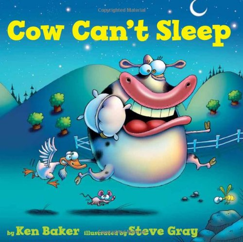 Cow Can't Sleep