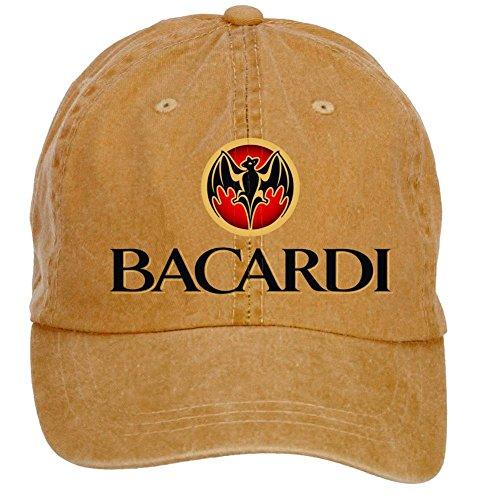nusajj-facundo-bacardi-rice-wine-logo-adult-unstructured-100-cotton-sports-hats-design-brown-one-siz