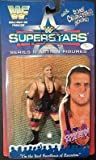 Owen Hart Wrestling Legend Deceased Signed Autograph Action Figure Nib Loa - JSA Certified - Autographed Wrestling Miscellaneous Items