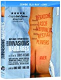 The Barbarian Invasions (Les Invasions Barbares) [Blu-ray + DVD] (English & French Subtitles) (Version fran�aise)