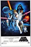 Star Wars: Episode Iv - A New Hope - Movie Poster (Style C - 27'' x 40'')