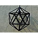 The Black Diamond - Industrial Pendant Lamp