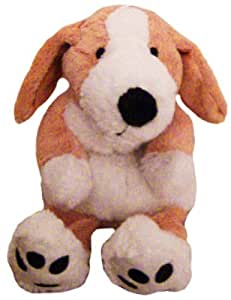 Cozy Hugs Puppy: Microwavable Aromatherapy Lavender Scent Animal Warmer