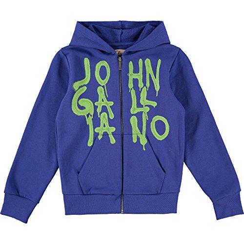 john-galliano-blue-graffiti-print-zip-hoody