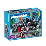 Playmobil - 4147 Dragon Rock Compact Set