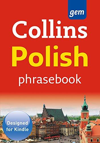 Polish Phrasebook (Collins Gem)