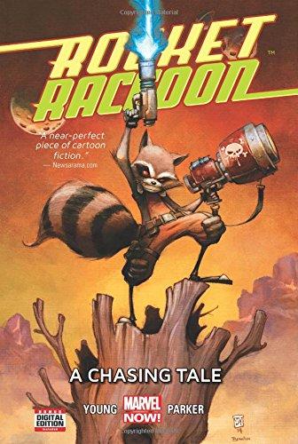 Rocket Raccoon Prem HC 01 Chasing Tale