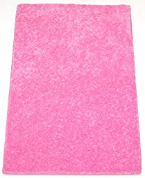 5\' x 8\' Soft Colorful Nylon Area Rug (Multiple Colors Available) (Princess)