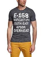ESPRIT Herren T-Shirt Rundhals