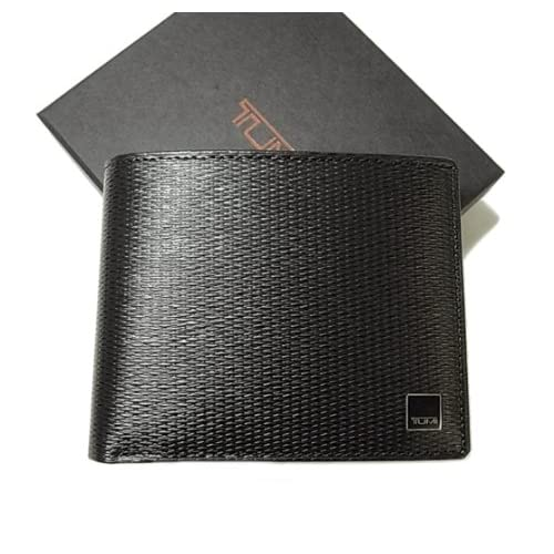 (トゥミ) 財布 日本未発売  メンズ 二つ折り (ブラック) TM-104 [並行輸入品]