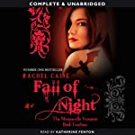 Fall of Night: Morganville Vampires, Book 14 (Unabridged) (       UNABRIDGED) by Rachel Caine Narrated by Katie Fenton