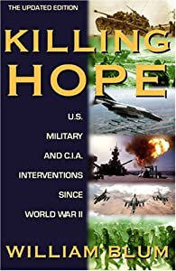 "Cover of ""Killing Hope: U.S. Military and..."