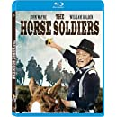 The Horse Soldiers [Blu-ray]