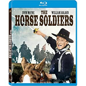 Horse Soldiers Blu-ray