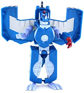 Digimon Fusion Digimon Fusion Blue Fusion Loader/Metalgreymon Action Figure