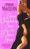 Eleven Scandals to Start to Win a Duke's Heart (Love By Numbers)