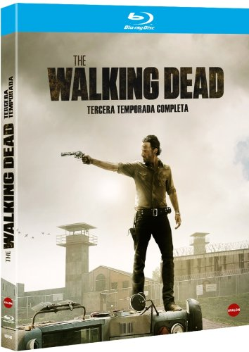 The Walking Dead - Temporada 3 [Blu-ray]