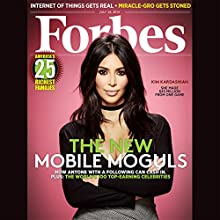 Forbes, July 26, 2016 Periodical by  Forbes Narrated by Kristin Kalbi