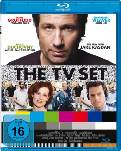 The TV-Set [Blu-ray]