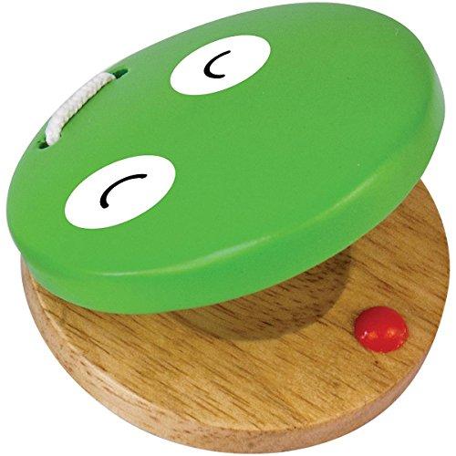 Green Tones 3721 Frog Castanet - 1