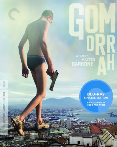 Cover art for  Gomorrah (The Criterion Collection) [Blu-ray]